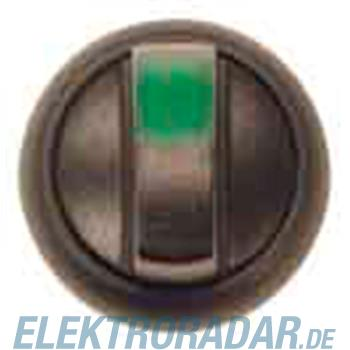 Eaton Leuchtwahltaste m.Knebelg. M22S-WRLK-G