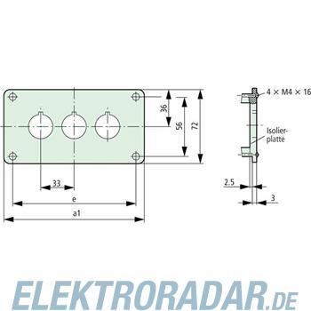 Eaton Einbautableau M22-E4