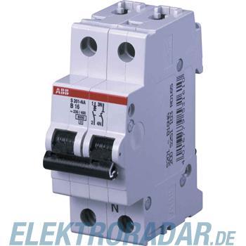 ABB Stotz S&J Sicherungsautomat S201-C16NA