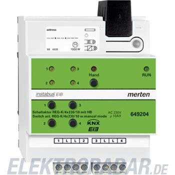 Merten Schaltaktor lgr 649204