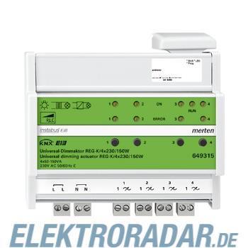 Merten Universal-Dimmaktor lgr 649315