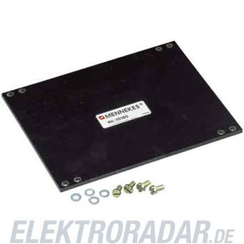Mennekes Grundplatte 10180