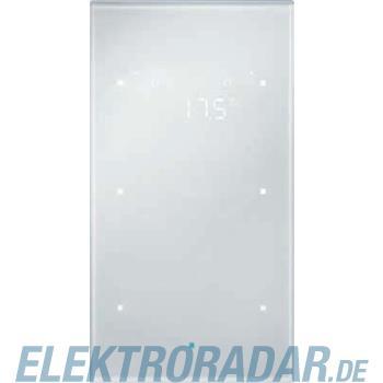 Berker Glas-Sensor 2fach mit Raum 75642034