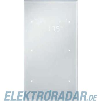 Berker Glas-Sensor 2fach mit Raum 75642134