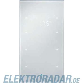 Berker Glas-Sensor 3fach mit Raum 75643134