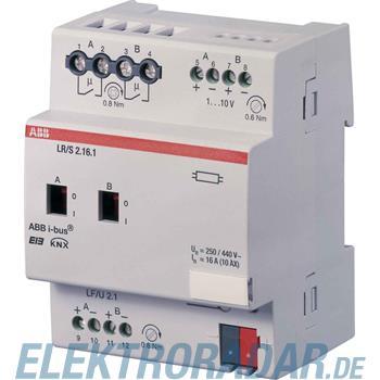 ABB Stotz S&J Lichtregler/Schaltdimmakt. LR/S 2.16.1