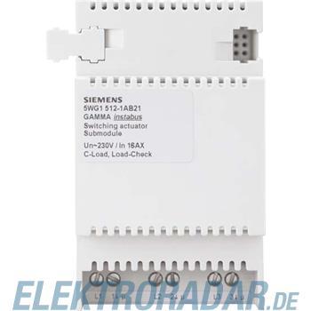 Siemens Schaltaktor Erweiterung 5WG1512-1AB21