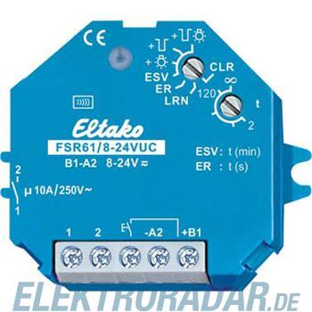 Eltako Funkaktor Stromstoßschalt. FSR61/8-24V UC
