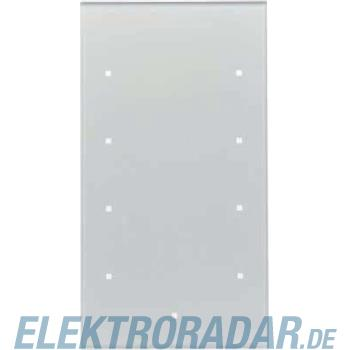 Berker Glas-Sensor 4fach TS 169407