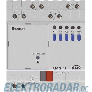 Theben Schaltaktor RMG 4 I KNX