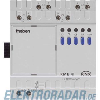 Theben Schaltaktor RME 4 I KNX