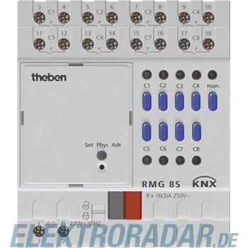 Theben Schaltaktor RMG 8 S KNX
