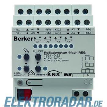 Berker Rollladenaktor 4f. lgr 75314022