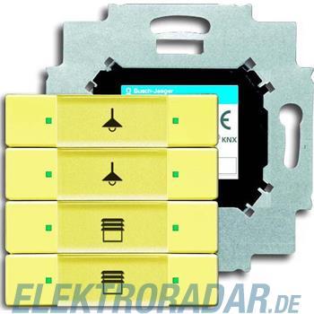 Busch-Jaeger Tastsensor 4fach 6127/01-815