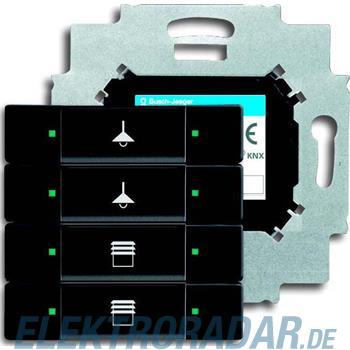 Busch-Jaeger Tastsensor 4fach 6127/01-885