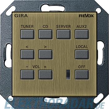 Gira Bedieneinheit Revox M 218 0538603