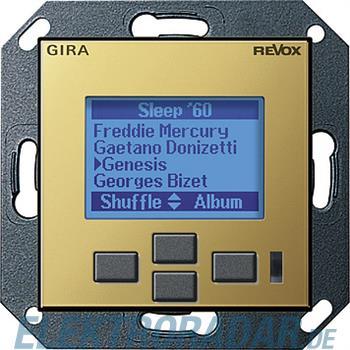 Gira Displayeinheit Revox M 0539604