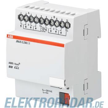 ABB Stotz S&J Jalousieaktor 2fach JRA/S2.230.1.1