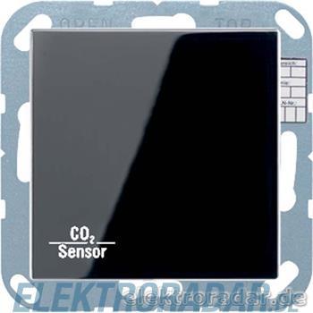 Jung KNX CO2-Sensor, RT-Regler CO2 A 2178 SW