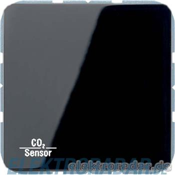 Jung KNX CO2-Sensor, RT-Regler CO2 CD 2178 SW