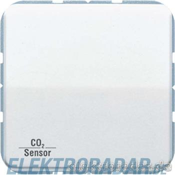 Jung KNX CO2-Sensor, RT-Regler CO2 CD 2178 WW