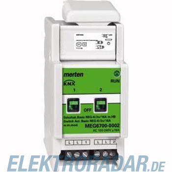 Merten KNX Schaltaktor Basic MEG6700-0002