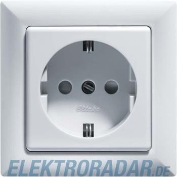 Eltako Schutzkontakt-Steckdose DSS+SDO55-ws