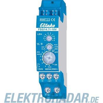 Eltako Dimmschalter-Steuergerät FSG14/1-10V