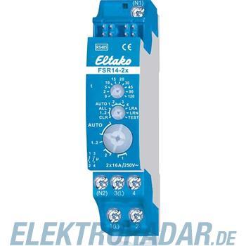 Eltako Stromstoß-Schaltrelais FSR14-2x