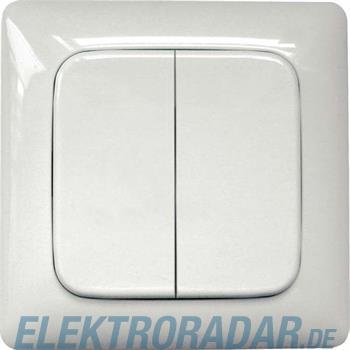 Eltako Funktaster FT55R-alpinweiß