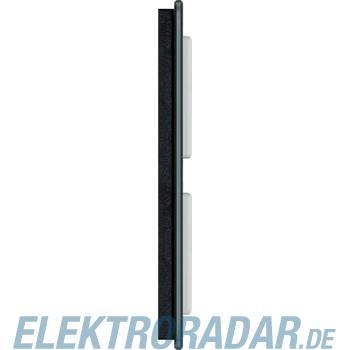 Eltako Q-Rahmen 2-fach QR2Gs-sz