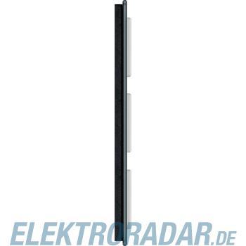 Eltako Q-Rahmen 3-fach QR3Gs-sz