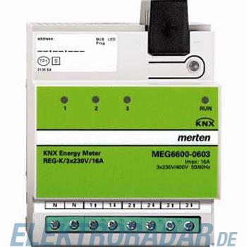 Merten KNX Energiezähler REG-K MEG6600-0603