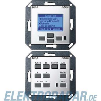 Gira Kontrolleinheit Chrom 0540605
