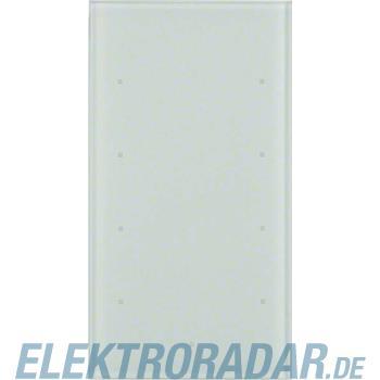 Berker Glas-Sensor 4fach TS 168400
