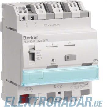 Berker KNX Universal-Dimmaktor 75311012
