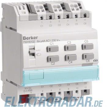 Berker KNX Schalt-/Jalousieaktor 75316102
