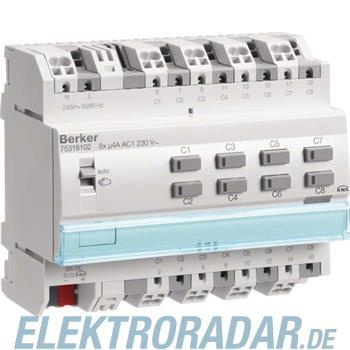 Berker KNX Schalt-/Jalousieaktor 75318102