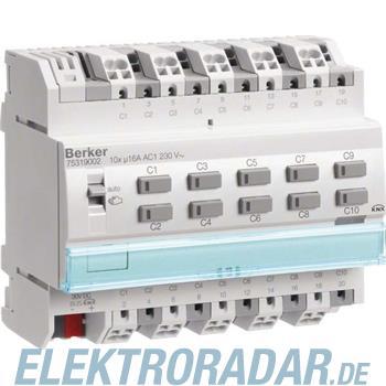 Berker KNX Schalt-/Jalousieaktor 75319002