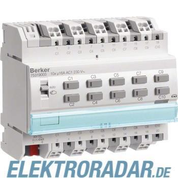 Berker KNX Schalt-/Jalousieaktor 75319003