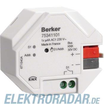 Berker KNX Schaltaktor 1-fach 75341101