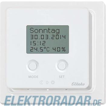 Eltako Uhren-Thermo-Hygrostat FUTH65D-wg