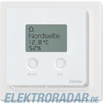 Eltako Funk-Wetterdaten-Anzeige FWA65D-wg