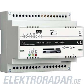 TCS Tür Control Audio-Video IP-Gateway FBI6122-0400