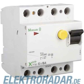 Eaton FI-Schutzschalter PXF-63/4/05-A