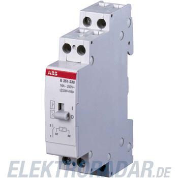 ABB Stotz S&J Stromstoßschalter E 255-8