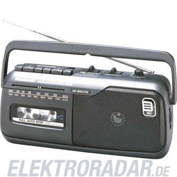 Panasonic Deutsch.BW Radiorecorder RX-M40E9-K