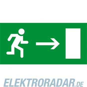 "Legrand 660866 ""Piktogramm """"Fluchtweg rechts"""" selbstklebend Bre"