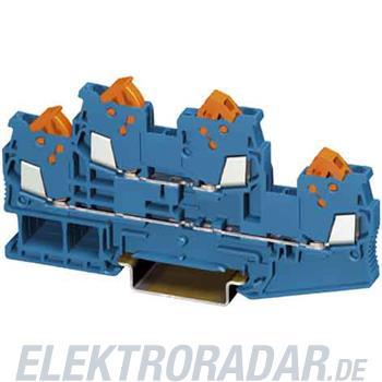 Phoenix Contact Doppelstockklemme, blau QTTCB 1,5 BU