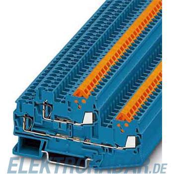Phoenix Contact Durchgangsklemme, blau QTTCBS 1,5 BU